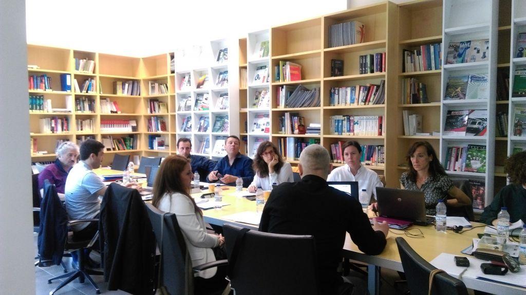 Втора международна среща по проект 3MVET в Испания - голяма снимка