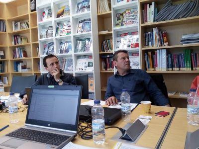 Втора международна среща по проект 3MVET в Испания - Изображение 3