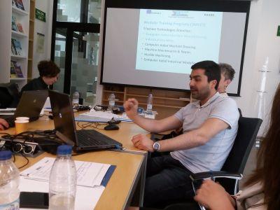 Втора международна среща по проект 3MVET в Испания - Изображение 4