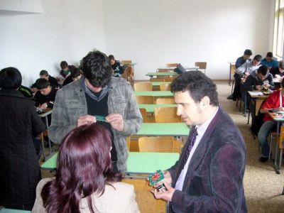 Училищен, регионален и национален кръг на националното състезание по приложна електроника Мога и зная как 2012г.   - Изображение 3