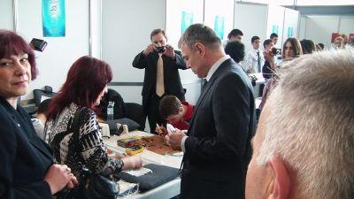 Училищен, регионален и национален кръг на националното състезание по приложна електроника Мога и зная как 2012г.   - Изображение 5
