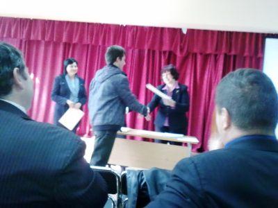 Училищен, регионален и национален кръг на националното състезание по приложна електроника Мога и зная как 2012г.   - Изображение 8