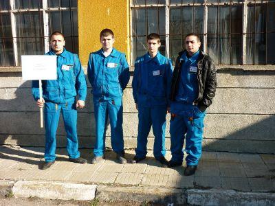 Регионален кръг на състезание Най-добър млад автомонтьор и водач на МПС в ПГТ Проф. Цветан Златаров - гр. Плевен - Изображение 1