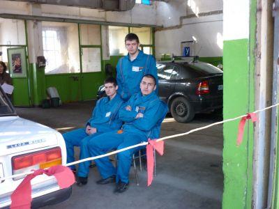 Регионален кръг на състезание Най-добър млад автомонтьор и водач на МПС в ПГТ Проф. Цветан Златаров - гр. Плевен - Изображение 3