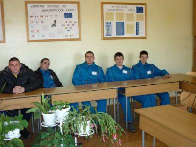 Регионален кръг на състезание Най-добър млад автомонтьор и водач на МПС в ПГТ Проф. Цветан Златаров - гр. Плевен - Изображение 7