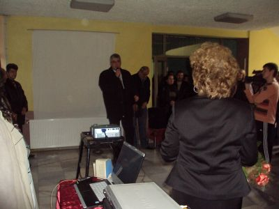 "Откриване музея на ПГМЕТ ""Девети май"" октомври 2009г. - ПГМЕТ Девети май - Червен бряг"